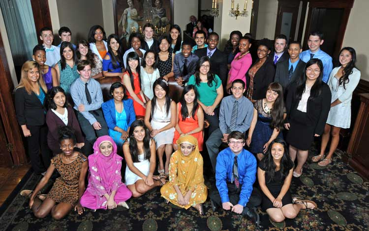 64th Class of Pullman Scholars