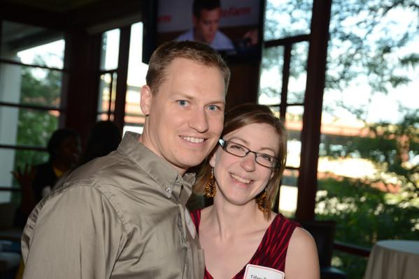 Ryan and Tiffany Burrow (2002)