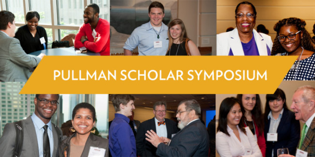 A New Spring Tradition: The Pullman Scholar Symposium