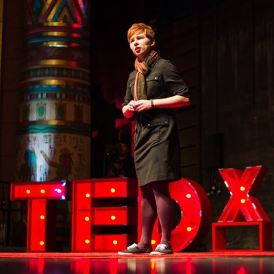 The Key to More Women in Technology (TEDx Video)