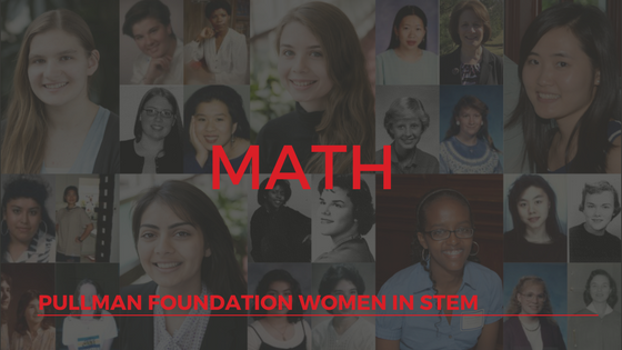 Pullman Foundation Women in Math