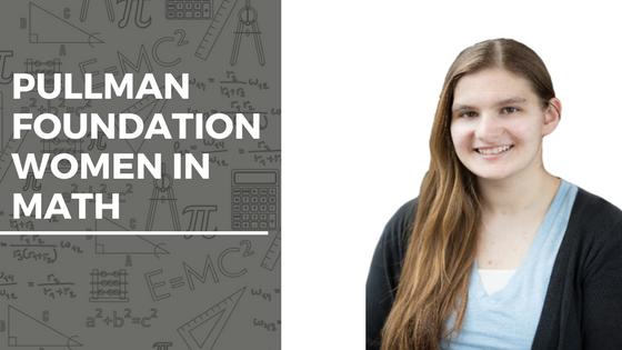A Female Pullman Scholar Who Loves Math